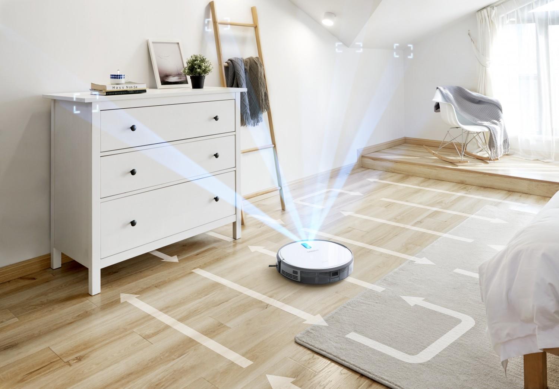 Haushaltsgeräte Ecovacs Robotics baut Staubsauger-Familie aus - DEEBOT 710 mit Navigation - News, Bild 1