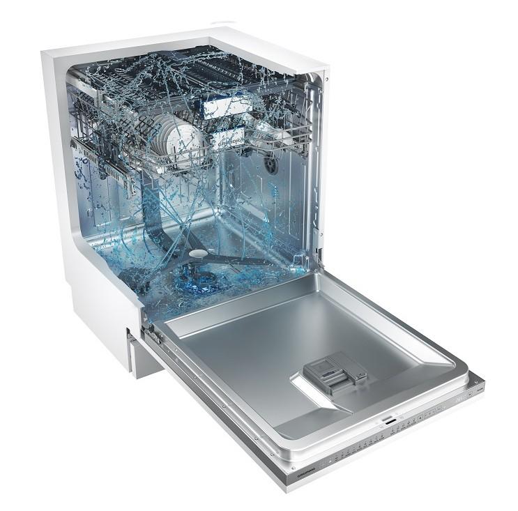 Haushaltsgeräte Rechteckige Rotationen für mehr Sauberkeit: Neuer Geschirrspüler von Grundig kommt - News, Bild 1