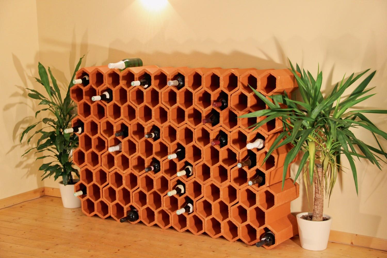 Haushaltsgeräte Alternative zum Kühlschrank: Auch Weinregale können edle Tropfen lagern - News, Bild 1
