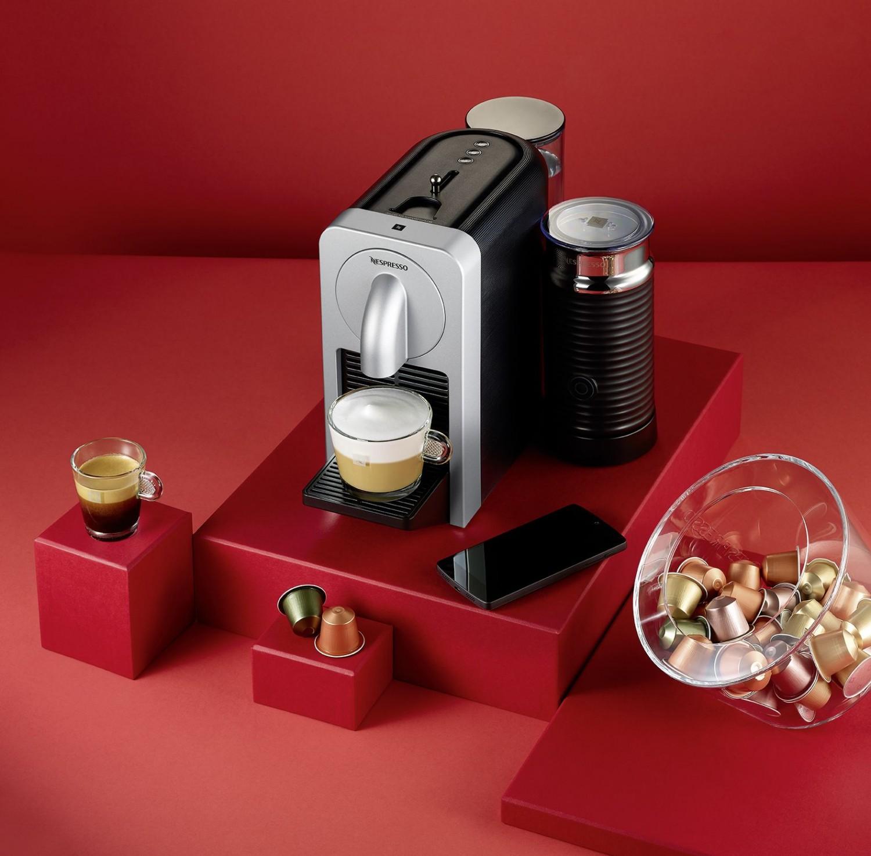 Haushaltsgeräte Neue Nespresso Prodigio reagiert auf das Smartphone - Verbindung per Bluetooth - News, Bild 1