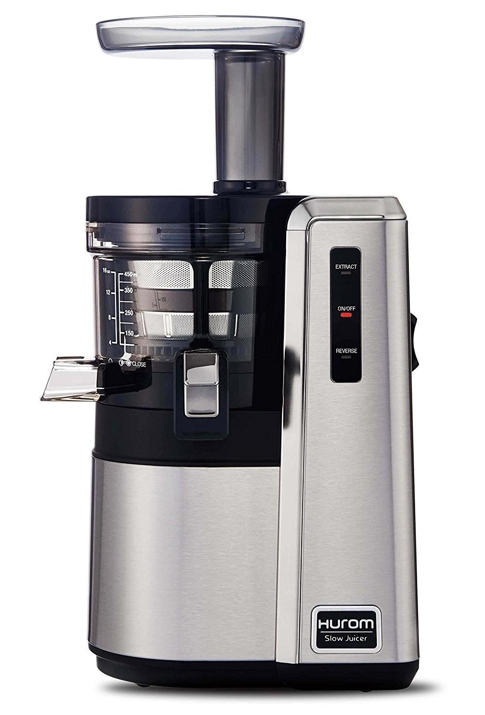 Slow Juicer Edeka Test : Slow Juicer und Zitruspresse in einem Ger?t - Fur bis zu einen Liter Saft - Bild 1