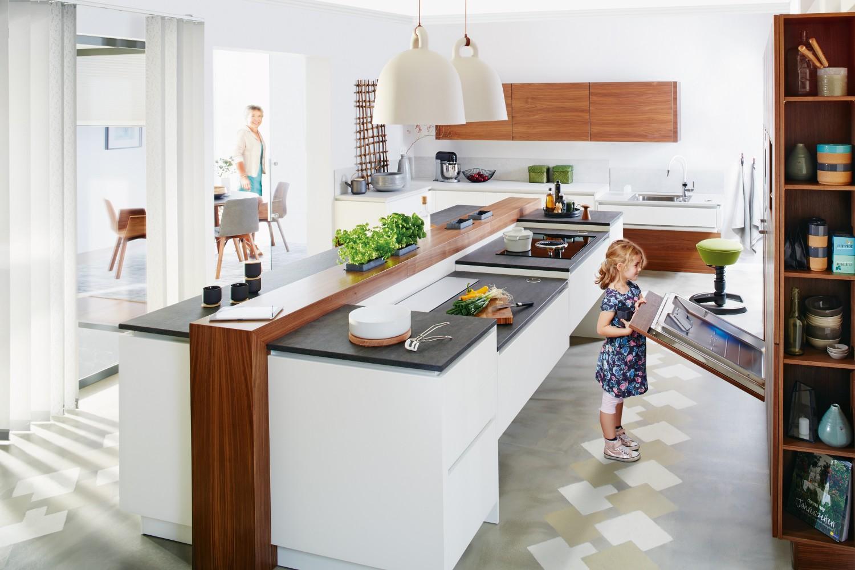 Haushaltsgeräte Smart und fit für mehrere Generationen: Anpassbare Küchentechnik von Kimocon - News, Bild 1