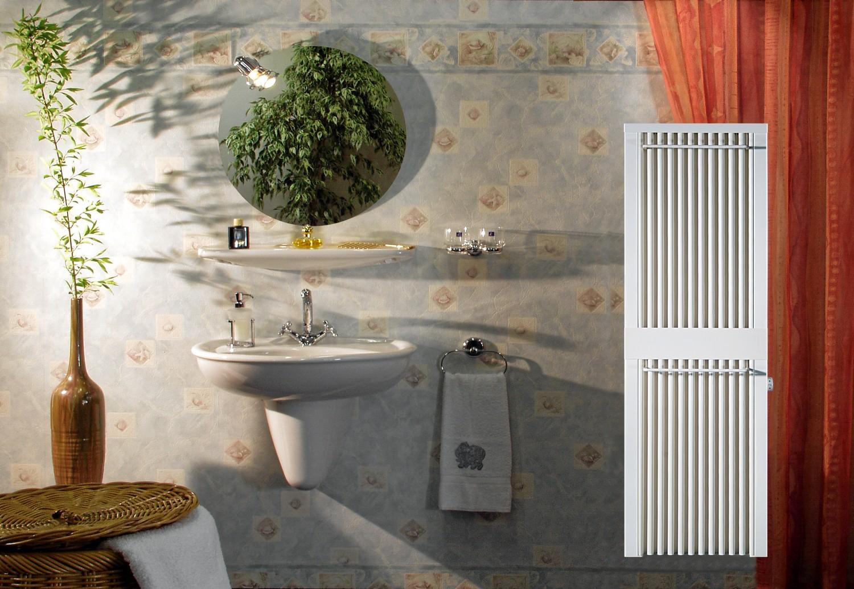 das bibbern hat ein ende elektrische heizk rper bringen behaglichkeit ins bad. Black Bedroom Furniture Sets. Home Design Ideas