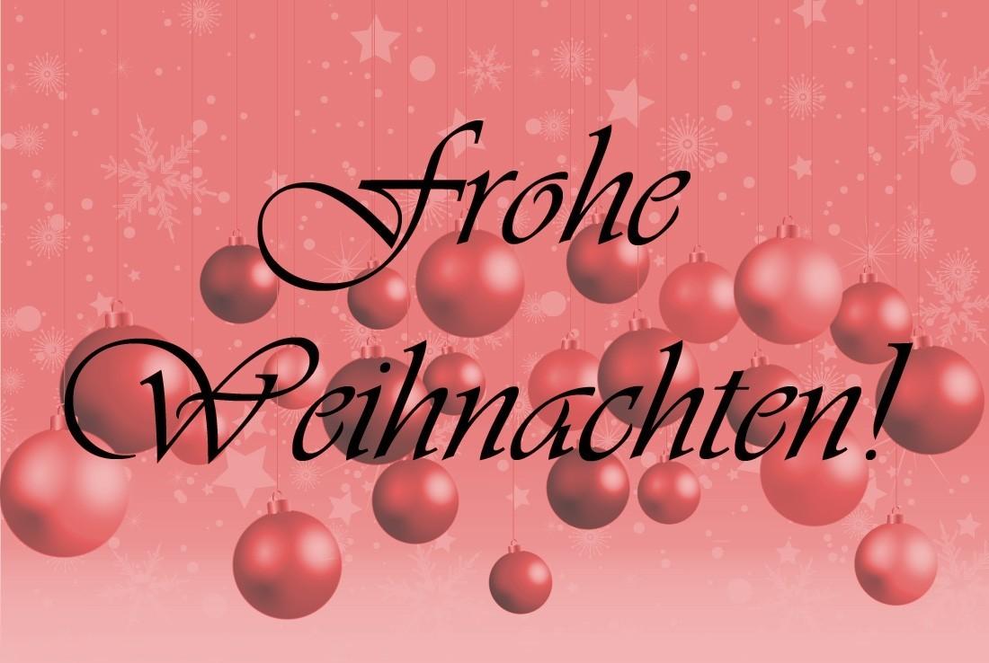 Frohe Weihnachten Besinnliche Feiertage.Wir Wünschen Ihnen Frohe Weihnachten Und Besinnliche Feiertage