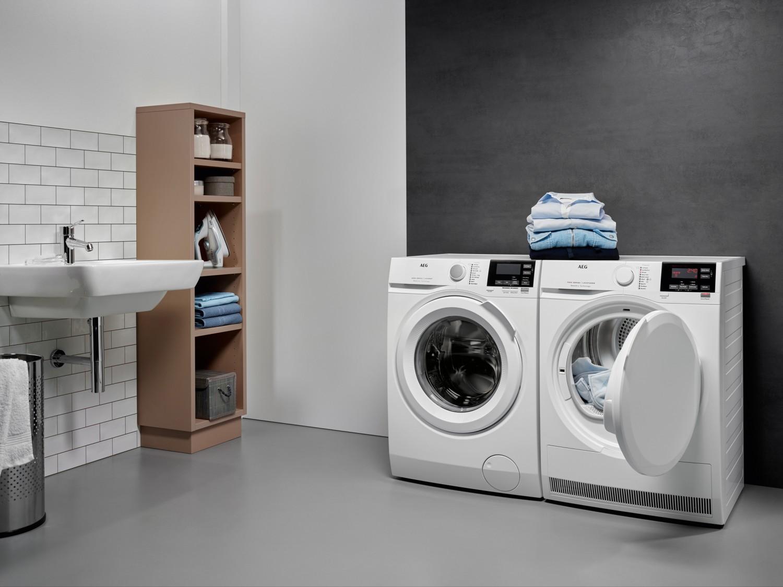mit der richtigen pflege langes leben f r waschmaschine und trockner. Black Bedroom Furniture Sets. Home Design Ideas