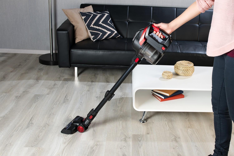 2in1 akku zyklon staubsauger von sichler f r hand und. Black Bedroom Furniture Sets. Home Design Ideas
