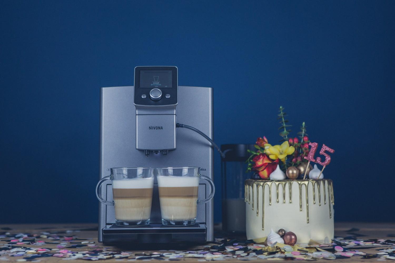 Haushaltsgeräte Nivona - 15 Jahre Passion for Coffee - News, Bild 1