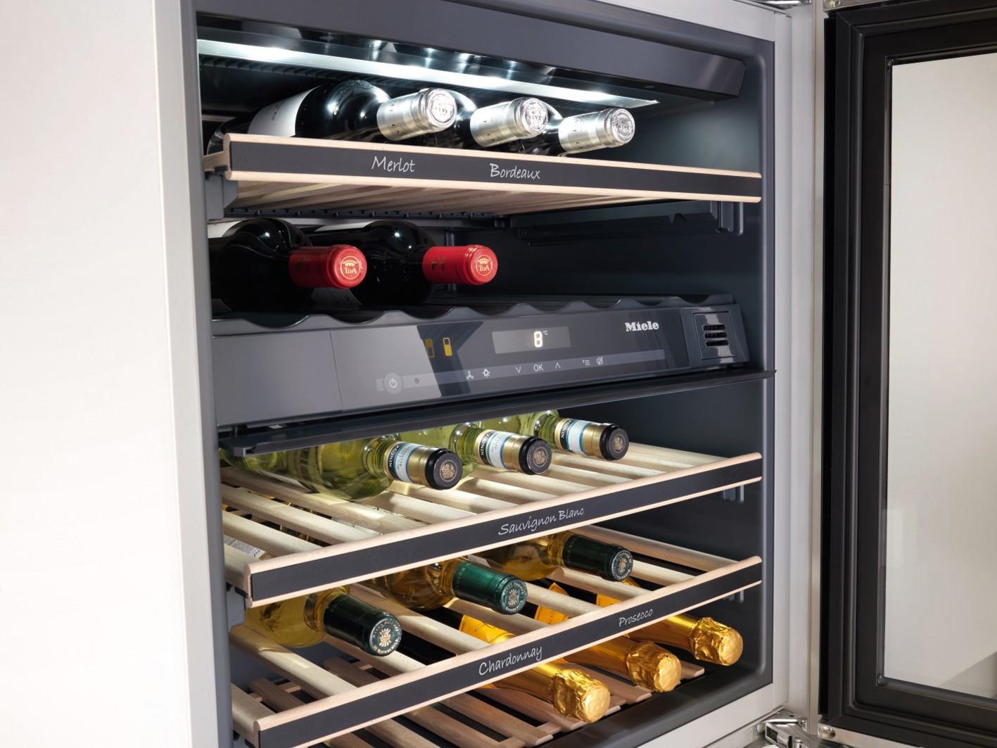 Ratgeber Edle Tropfen optimal lagern: Bei Weinkühlschränken auf Stromverbrauch und Zusatzfilter achten  - News, Bild 1