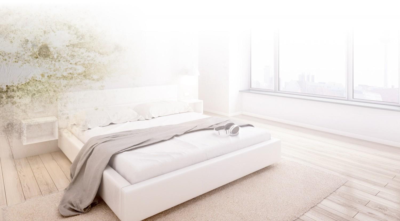 kampf gegen schimmel in den eigenen vier w nden richtig. Black Bedroom Furniture Sets. Home Design Ideas