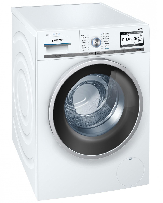 ifa 2015 waschmaschine von siemens dosiert selbst auch w schetrockner per app bedienbar bild 2. Black Bedroom Furniture Sets. Home Design Ideas