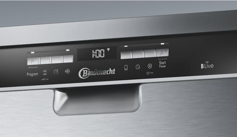 Haushaltsgroßgeräte Per App zu sauberem Geschirr: Bauknecht vernetzt Waschmaschinen - Neues Ventilationssystem - News, Bild 1