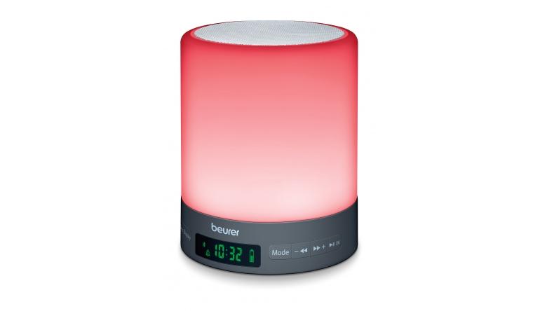 Licht Neuer Lichtwecker von Beurer - Sonnenaufgang, Bluetooth und Radiobetrieb - News, Bild 1