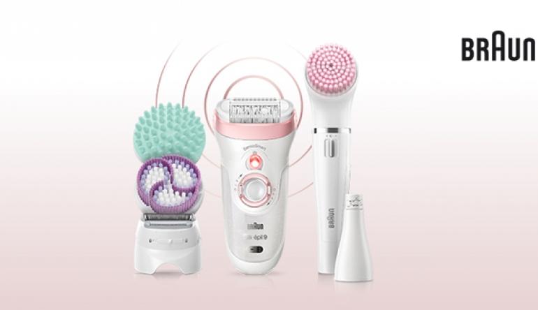 Körperpflege Braun Beauty Set 9: Pflege für die Haut und schonende Haarentfernung - News, Bild 1