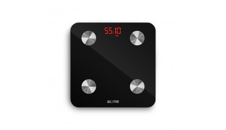 Gesundheit Bluetooth-Waage von ACME verrät auch den Körperfettanteil - News, Bild 1