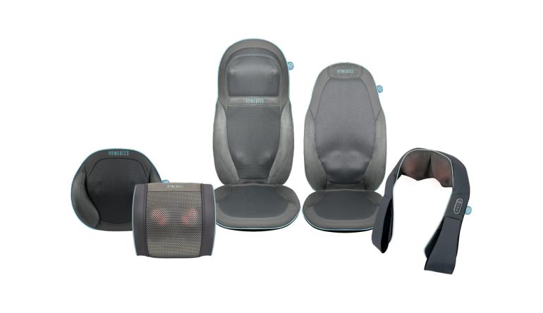 Gesundheit Massage mit Gel-Technologie: Neue Produktreihe von HoMedics - News, Bild 1