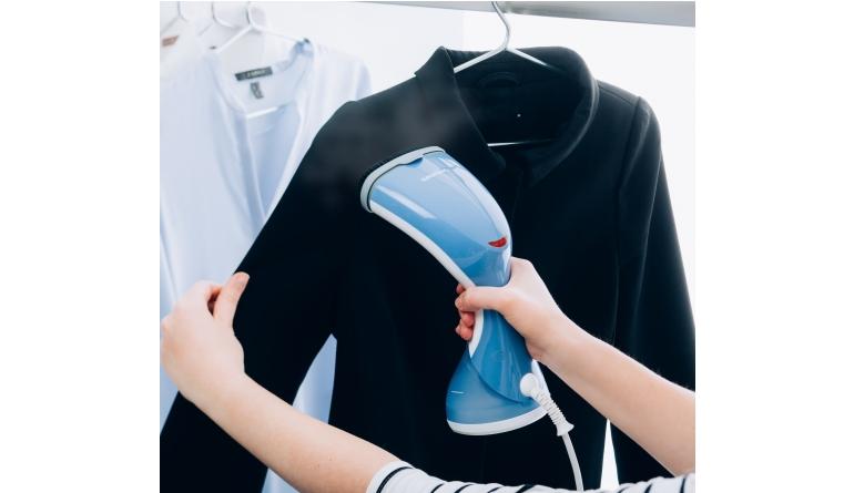 Haushaltsgeräte Knitterfrei ins Büro: Neue Dampfbürste von Grundig arbeitet ohne mechanischen Druck - News, Bild 1