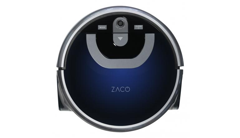 Haushaltsgeräte Nass-Saugroboter von Zaco mit zwei Wassertanks und Kamera-Navigation - News, Bild 1