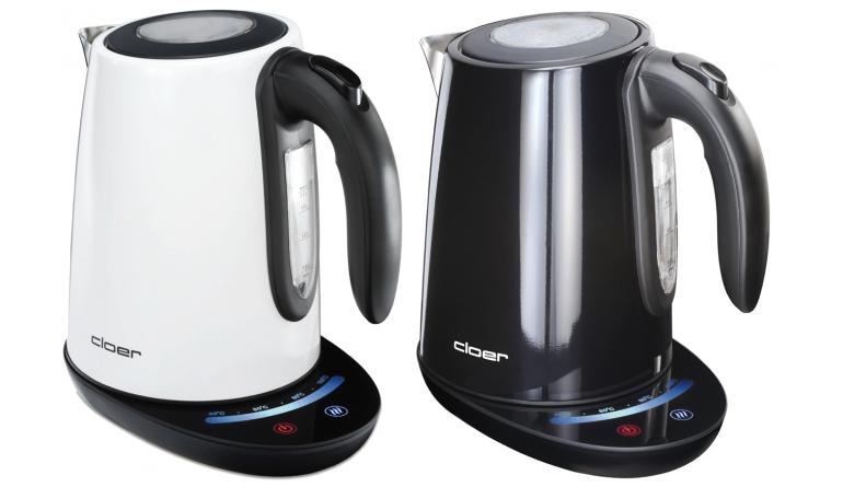 Wasserkocher mit individueller Temperaturwahl Bedienung  ~ Wasserkocher Mit Temperaturwahl