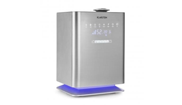 Haushaltsgeräte Luftbefeuchter mit Ultraschall-Technologie: Cubix von Klarstein verteilt Nebel um 360 Grad - News, Bild 1