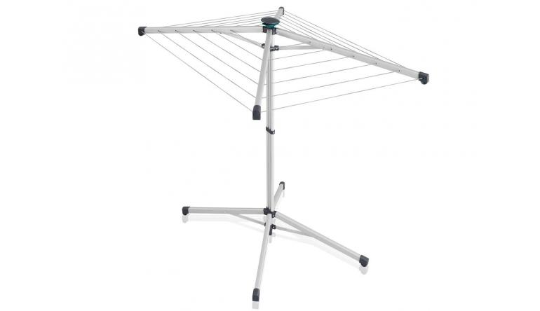 Haushaltsgeräte Kleine Standfläche, 14 Meter Leine: Neue Wäschespinne LinoPop-Up 140 von Leifheit  - News, Bild 1