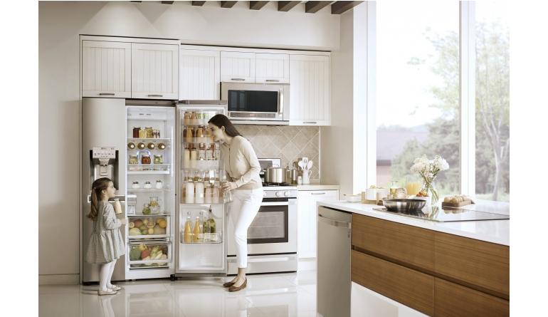 Side By Side Kühlschrank Bestenliste : Lg setzt bei neuen kühlschränken auf tür in tür system vier liter