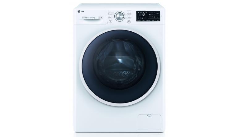 nur 45 zentimeter tief neue waschtrockner von lg mit gro em fassungsverm gen. Black Bedroom Furniture Sets. Home Design Ideas