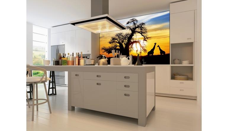 Licht Beleuchtete Rückwände verschönern das Ambiente in der Küche - News, Bild 1