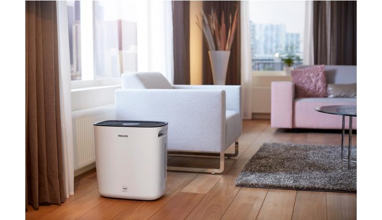 philips w scht die luft neuheit filtert und befeuchtet bis zu 70 quadratmeter. Black Bedroom Furniture Sets. Home Design Ideas