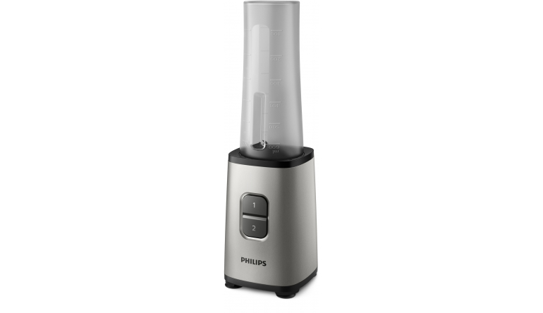 Haushaltsgeräte Mini-Standmixer von Philips für flotte Smoothies - 0,6-Liter-Trinkflasche ist dabei - News, Bild 1