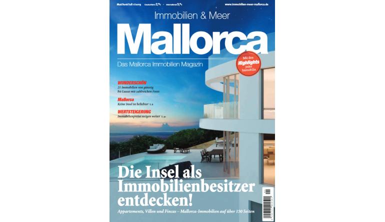 "Produktvorstellung ""Immobilien & Meer Mallorca"": Neues Magazin ist da - News, Bild 1"