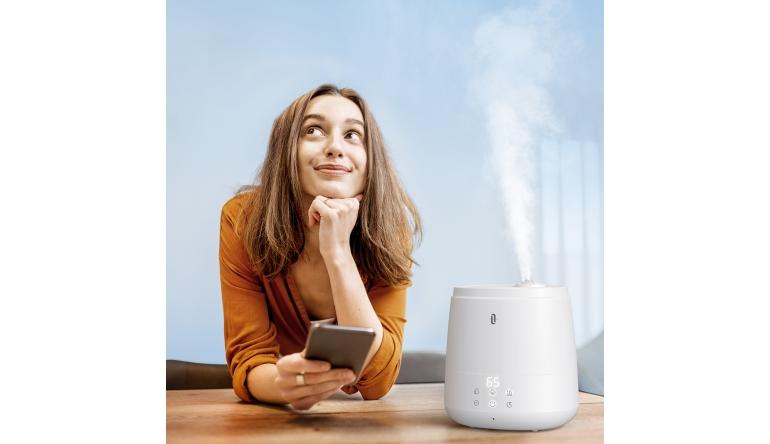 Produktvorstellung Ultraschall-Luftbefeuchter von TaoTronics mit Öldiffusor und Fernbedienung - News, Bild 1