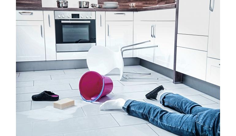 Ratgeber Sturzgefahr zu Hause wird unterschätzt - Zu wenige nutzen Tritt und Leiter  - News, Bild 1