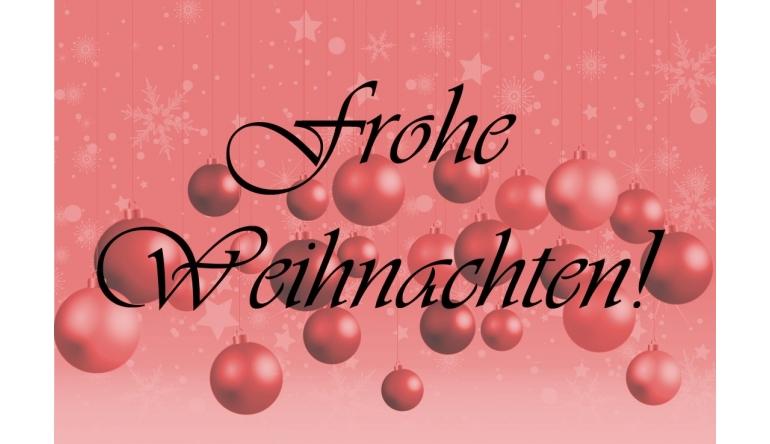 Ratgeber Wir wünschen Ihnen frohe Weihnachten und besinnliche Feiertage - News, Bild 1