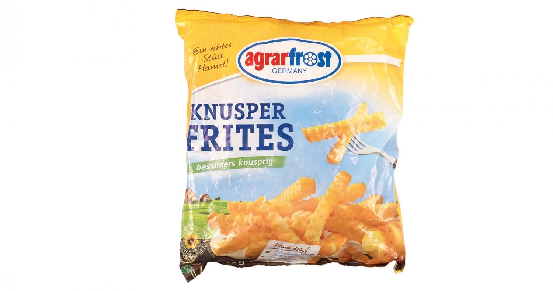 Pommes Frites Agrar Frost Knusper Frites im Test, Bild 6