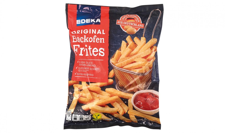 Pommes Frites Edeka Original Backofen Frites im Test, Bild 5