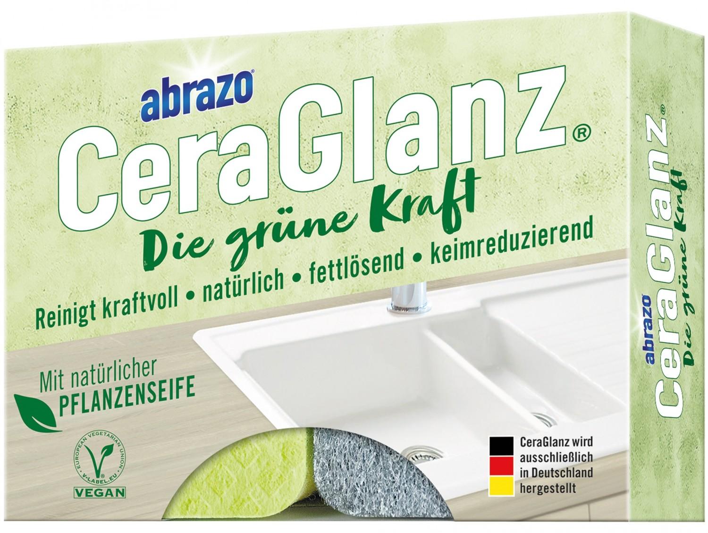 Sonstige Haushaltshilfe Abrazo CeraGlanz Die grüne Kraft im Test, Bild 8