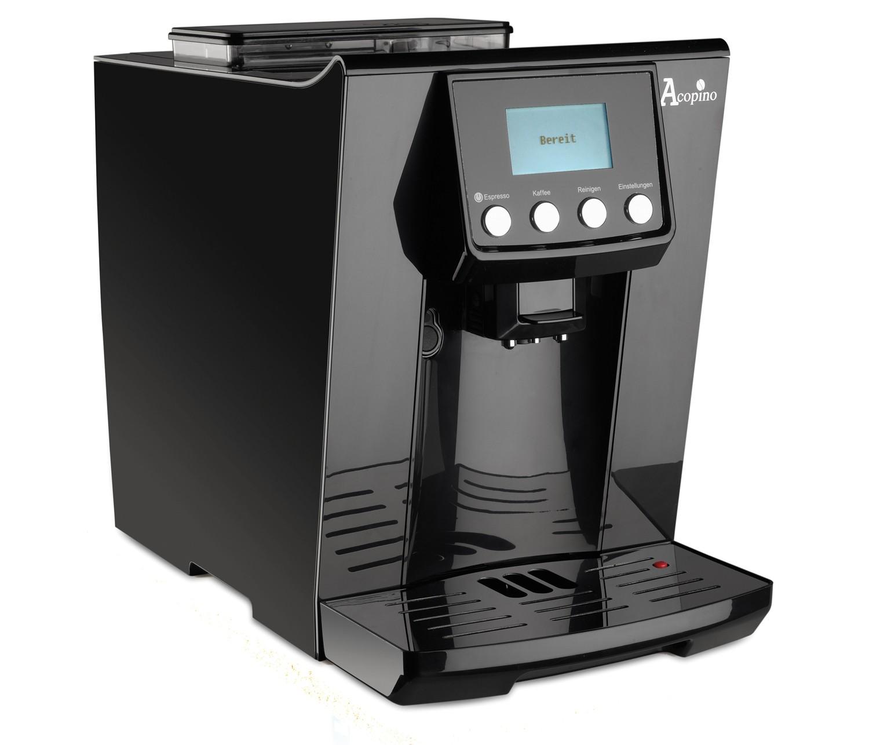 Kaffeevollautomat Acopino Latina im Test, Bild 7