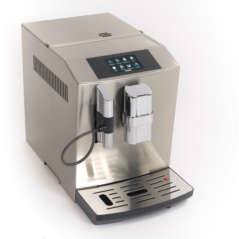 Kaffeevollautomat Acopino Modena im Test, Bild 2