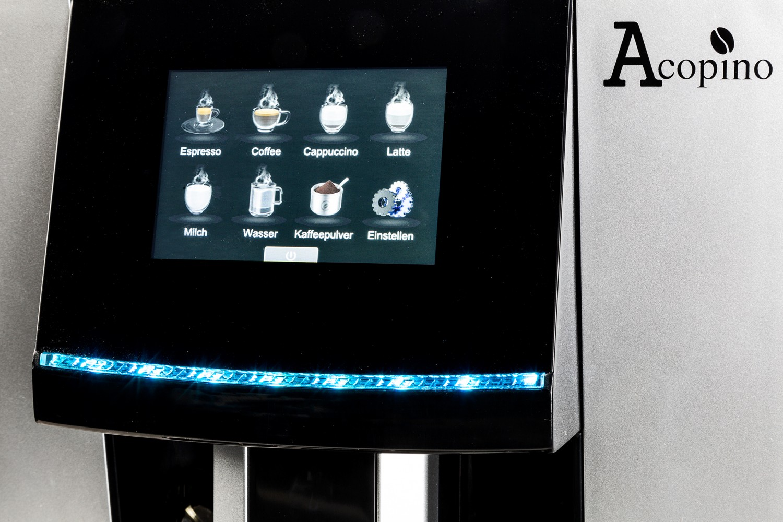 Kaffeevollautomat Acopino Vittoria im Test, Bild 7