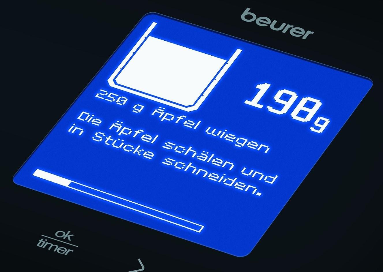 Küchenwaage Test Schweiz ~ test küchenwaage beurer ks 800 bildergalerie bild 2