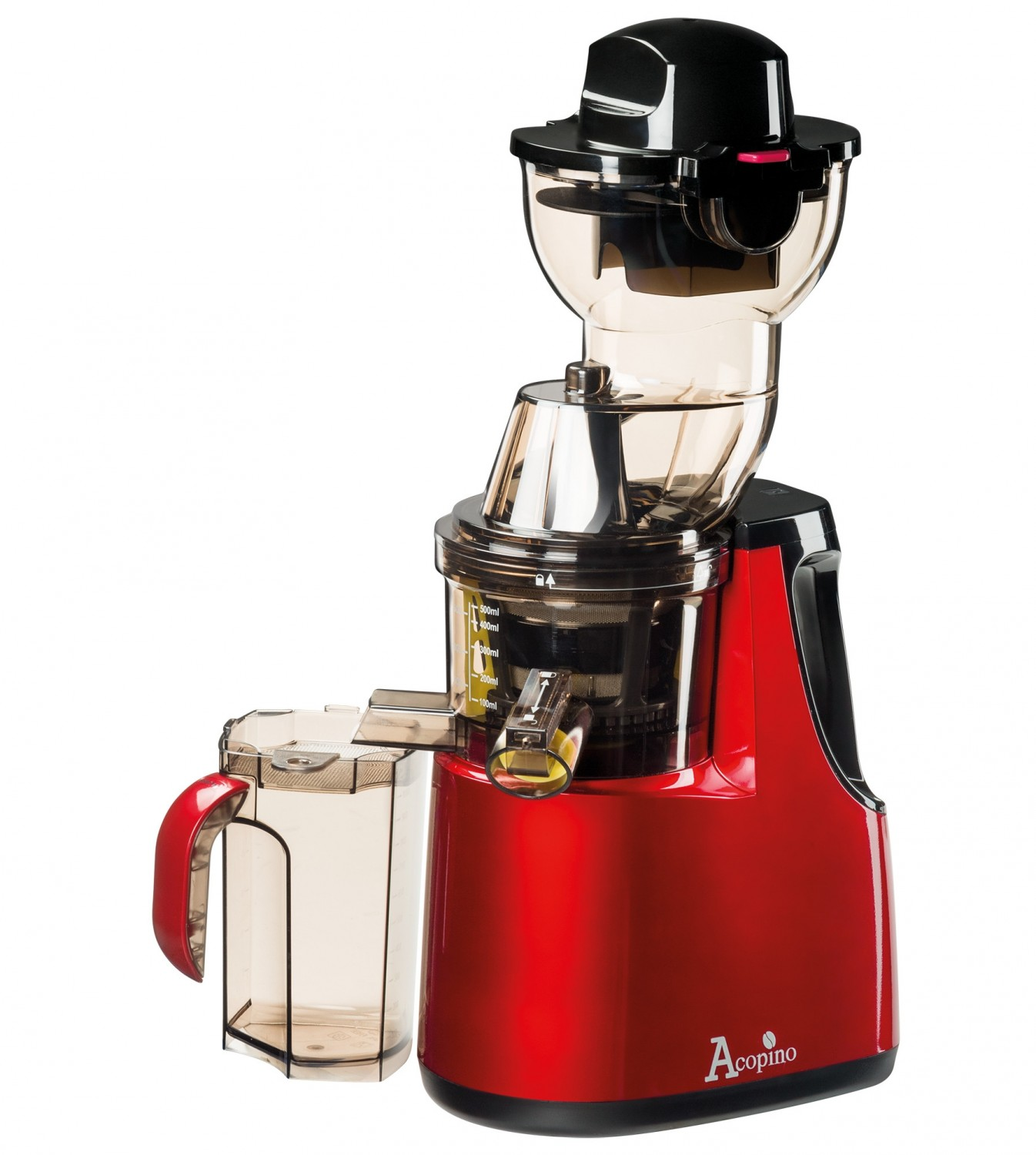 Test Entsafter - Acopino Slow Juicer Delicato