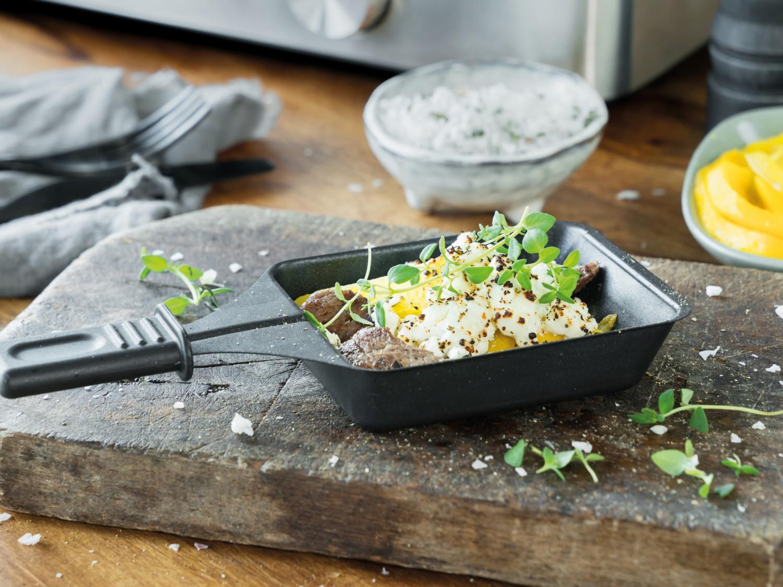 Raclette-Grill gastroback Design Raclette- Fondue Advanced Plus im Test, Bild 2