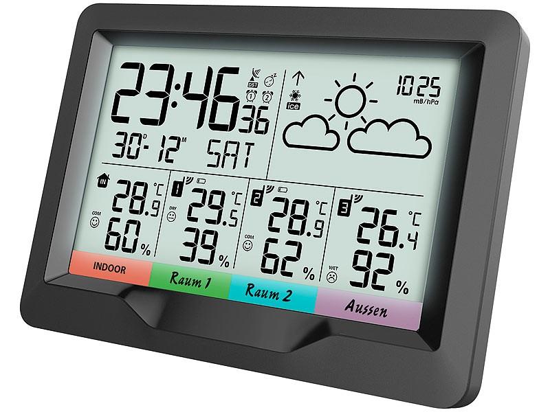 Sonstiges Haustechnik infactory Funk-Wetterstation FWS-400 im Test, Bild 2