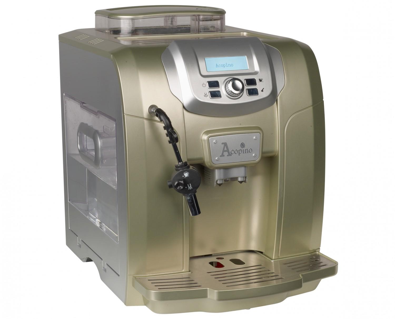 Test Kaffeevollautomat Acopino Ravenna