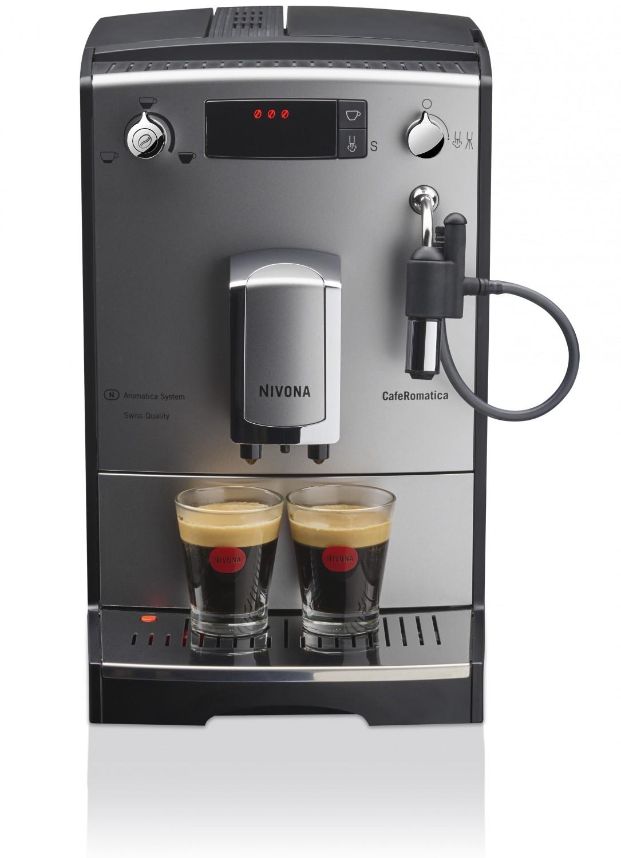 test kaffeevollautomat nivona caferomatica 530. Black Bedroom Furniture Sets. Home Design Ideas