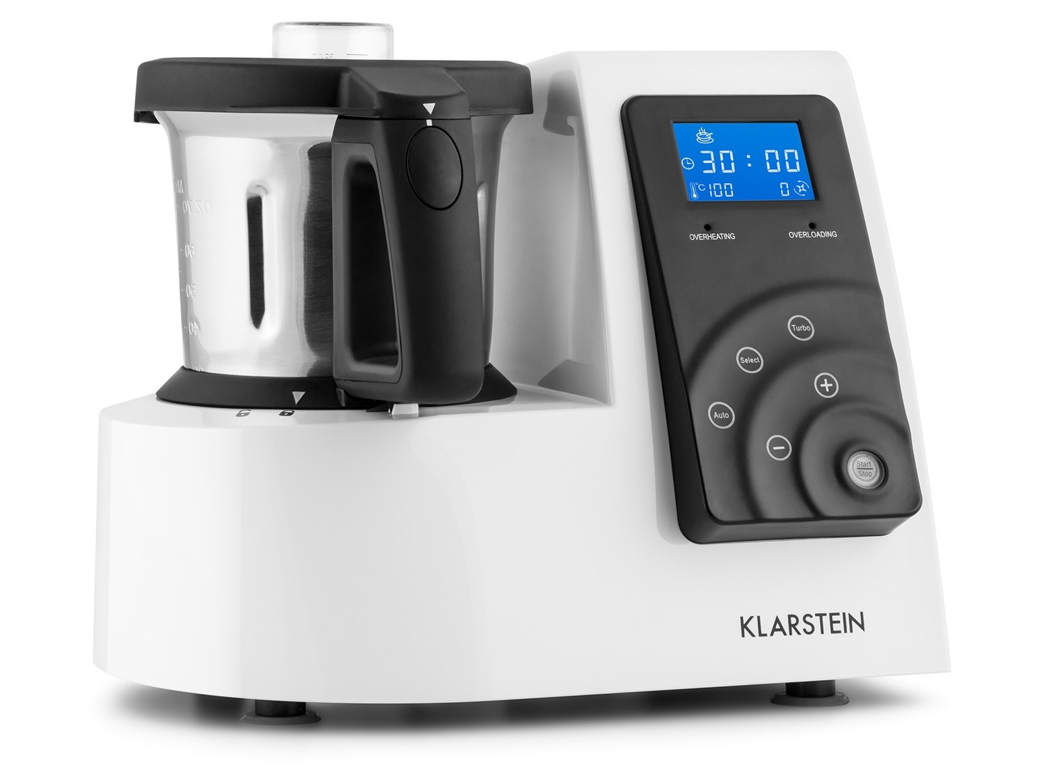Test Küchenmaschine - Klarstein Kitchen Hero