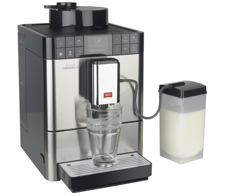 test kaffeevollautomat melitta caffeo varianza csp bildergalerie bild 3. Black Bedroom Furniture Sets. Home Design Ideas