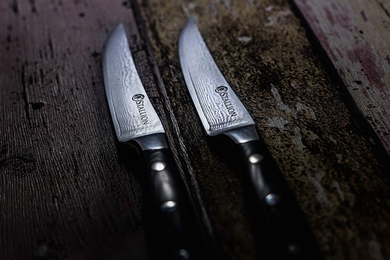 Messer Stallion Wave Steakmesser im Test, Bild 1