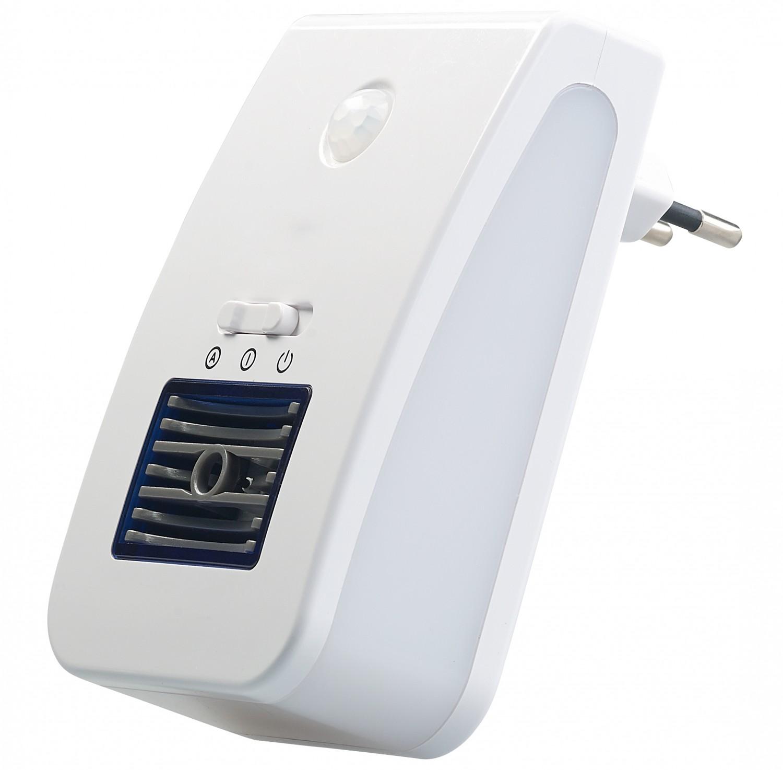 Beleuchtung Newgen Medicals 2in1-Ionisator-Luftreiniger und Nachtlicht (NX8109) im Test, Bild 2