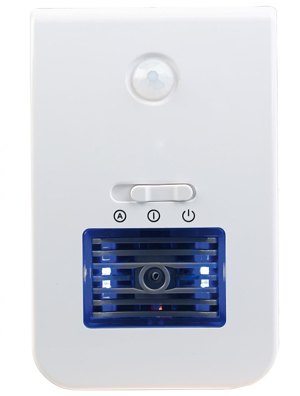 Beleuchtung Newgen Medicals 2in1-Ionisator-Luftreiniger und Nachtlicht (NX8109) im Test, Bild 4